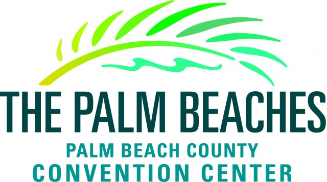 Palm Beach County Convention Center in color